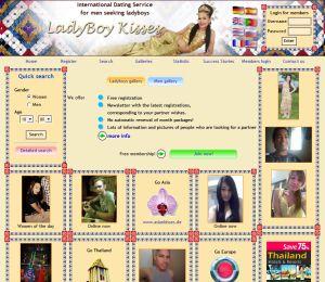 Ladyboy Kisses image